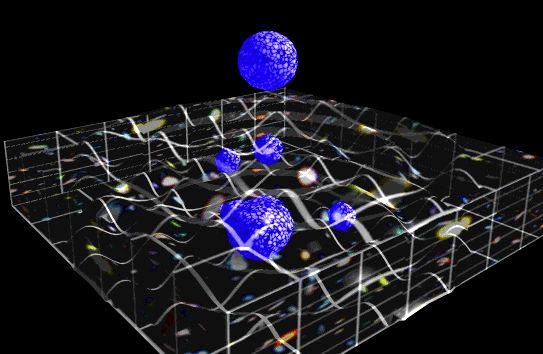 Resultado de imagen de La Gravedad cuántica ¿Dónde estará?